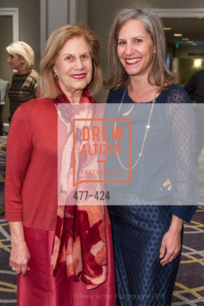 Irene Kivitz, Gabrielle Kivitz, 2015 ARCS Foundation Scholar Awards Luncheon, The Fairmont San Francisco. 950 Mason St, October 29th, 2015,Drew Altizer, Drew Altizer Photography, full-service agency, private events, San Francisco photographer, photographer california