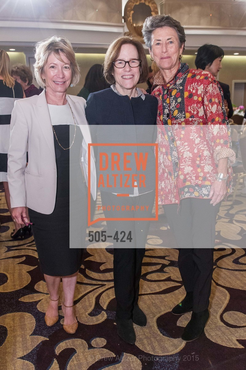 Karen Scarpula, Paulette Kessler, Maria Quinn, 2015 ARCS Foundation Scholar Awards Luncheon, The Fairmont San Francisco. 950 Mason St, October 29th, 2015,Drew Altizer, Drew Altizer Photography, full-service agency, private events, San Francisco photographer, photographer california