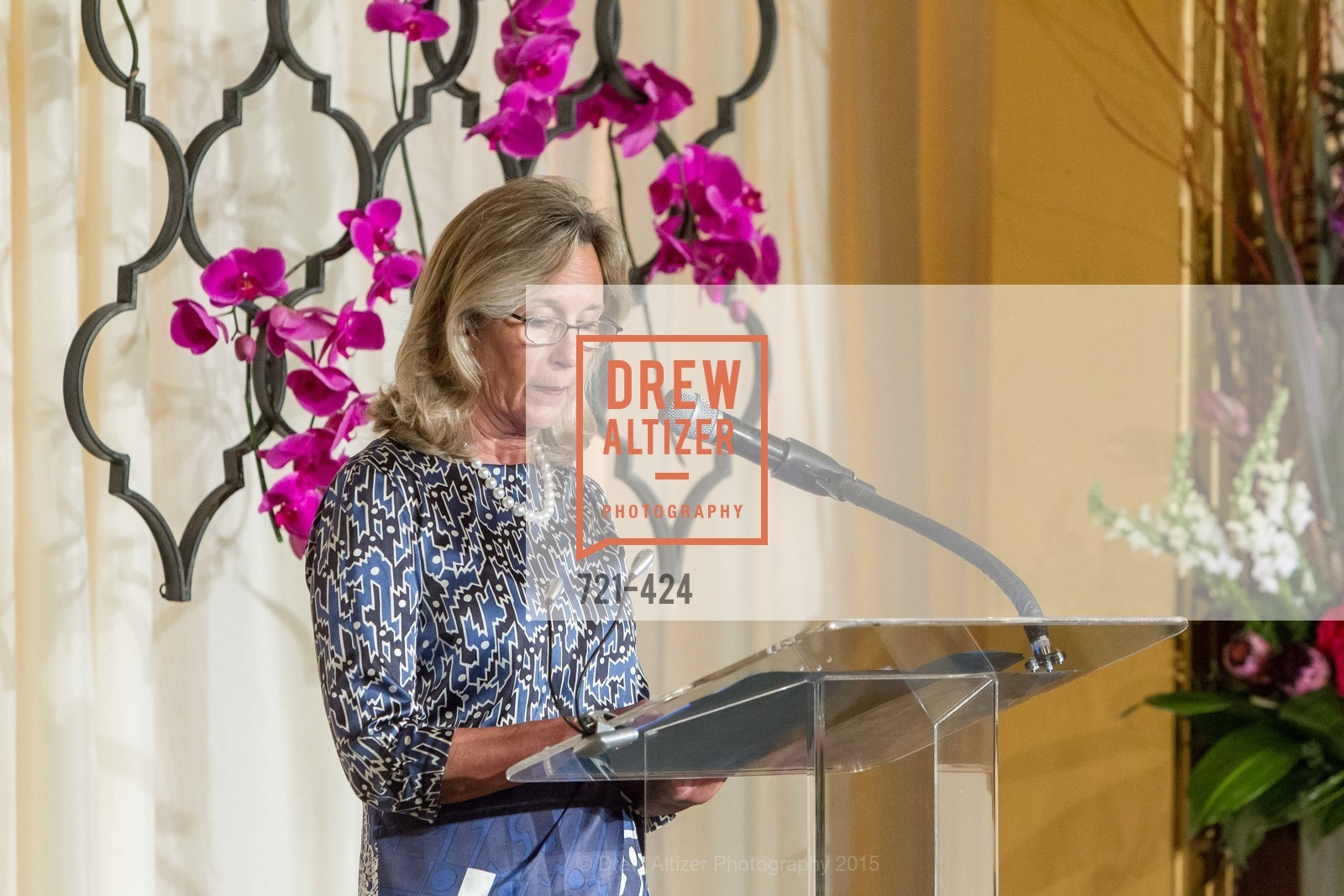 Susan Mooradian, 2015 ARCS Foundation Scholar Awards Luncheon, The Fairmont San Francisco. 950 Mason St, October 29th, 2015,Drew Altizer, Drew Altizer Photography, full-service agency, private events, San Francisco photographer, photographer california
