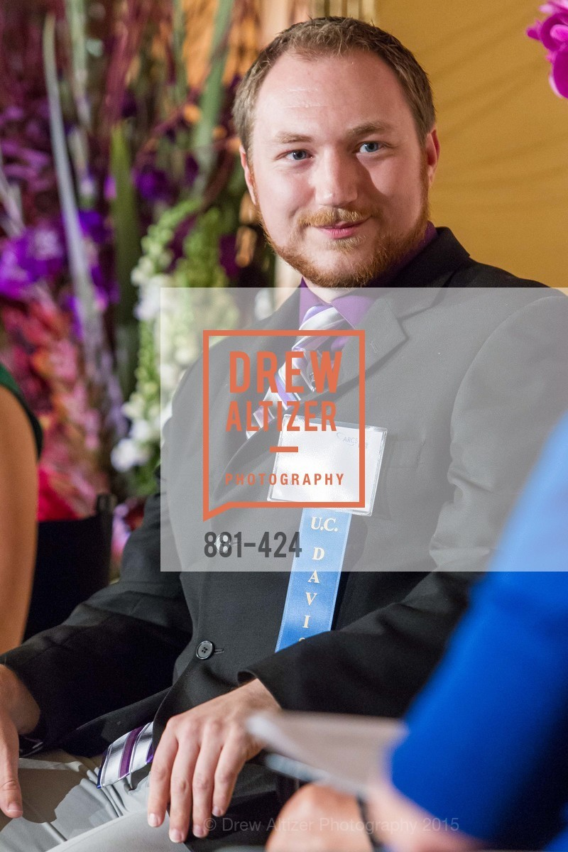 Brad Hobson, 2015 ARCS Foundation Scholar Awards Luncheon, The Fairmont San Francisco. 950 Mason St, October 29th, 2015,Drew Altizer, Drew Altizer Photography, full-service agency, private events, San Francisco photographer, photographer california