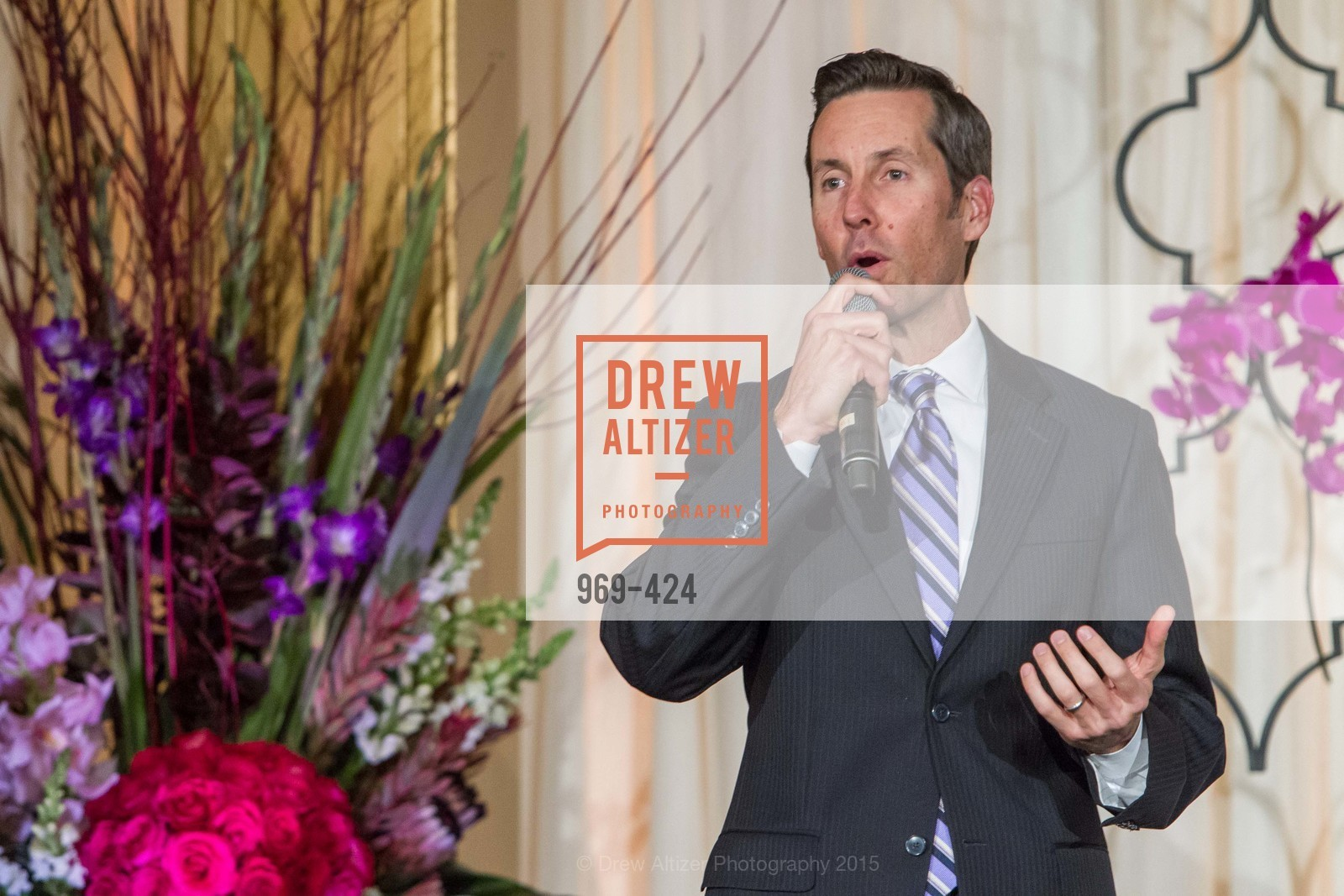 Keith McLane, 2015 ARCS Foundation Scholar Awards Luncheon, The Fairmont San Francisco. 950 Mason St, October 29th, 2015,Drew Altizer, Drew Altizer Photography, full-service agency, private events, San Francisco photographer, photographer california