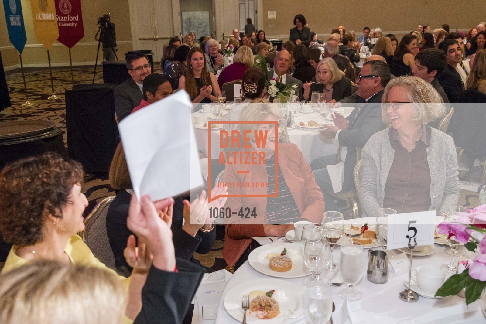 Dagmar Dolby, 2015 ARCS Foundation Scholar Awards Luncheon, The Fairmont San Francisco. 950 Mason St, October 29th, 2015,Drew Altizer, Drew Altizer Photography, full-service agency, private events, San Francisco photographer, photographer california
