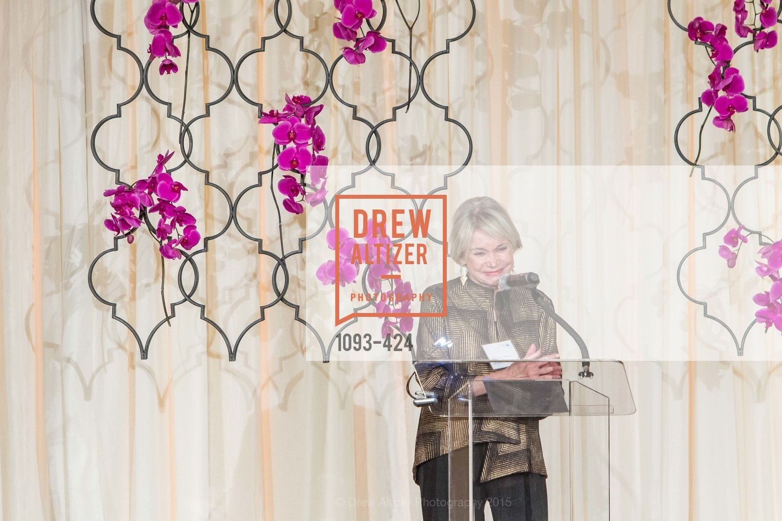 Mary Ann Mason, 2015 ARCS Foundation Scholar Awards Luncheon, The Fairmont San Francisco. 950 Mason St, October 29th, 2015,Drew Altizer, Drew Altizer Photography, full-service agency, private events, San Francisco photographer, photographer california