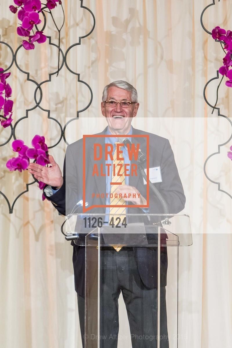 Robert Birgeneau, 2015 ARCS Foundation Scholar Awards Luncheon, The Fairmont San Francisco. 950 Mason St, October 29th, 2015,Drew Altizer, Drew Altizer Photography, full-service agency, private events, San Francisco photographer, photographer california
