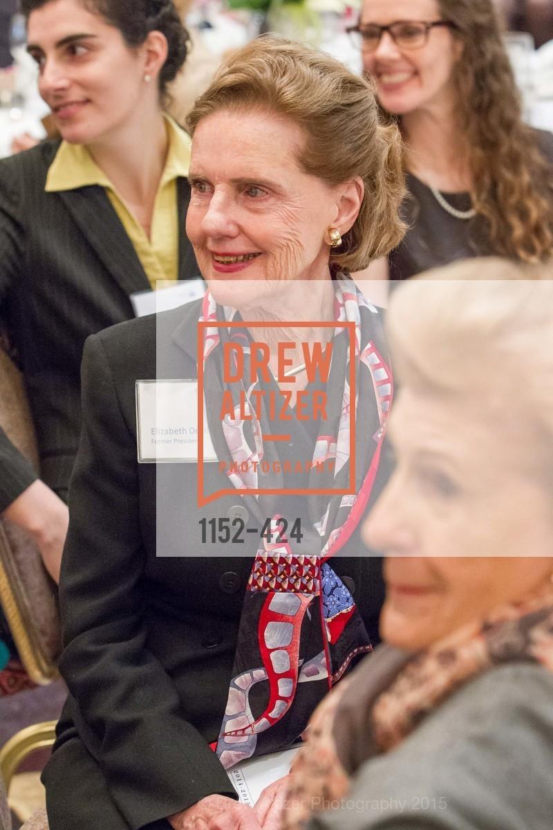 Elizabeth Devlin, 2015 ARCS Foundation Scholar Awards Luncheon, The Fairmont San Francisco. 950 Mason St, October 29th, 2015,Drew Altizer, Drew Altizer Photography, full-service agency, private events, San Francisco photographer, photographer california