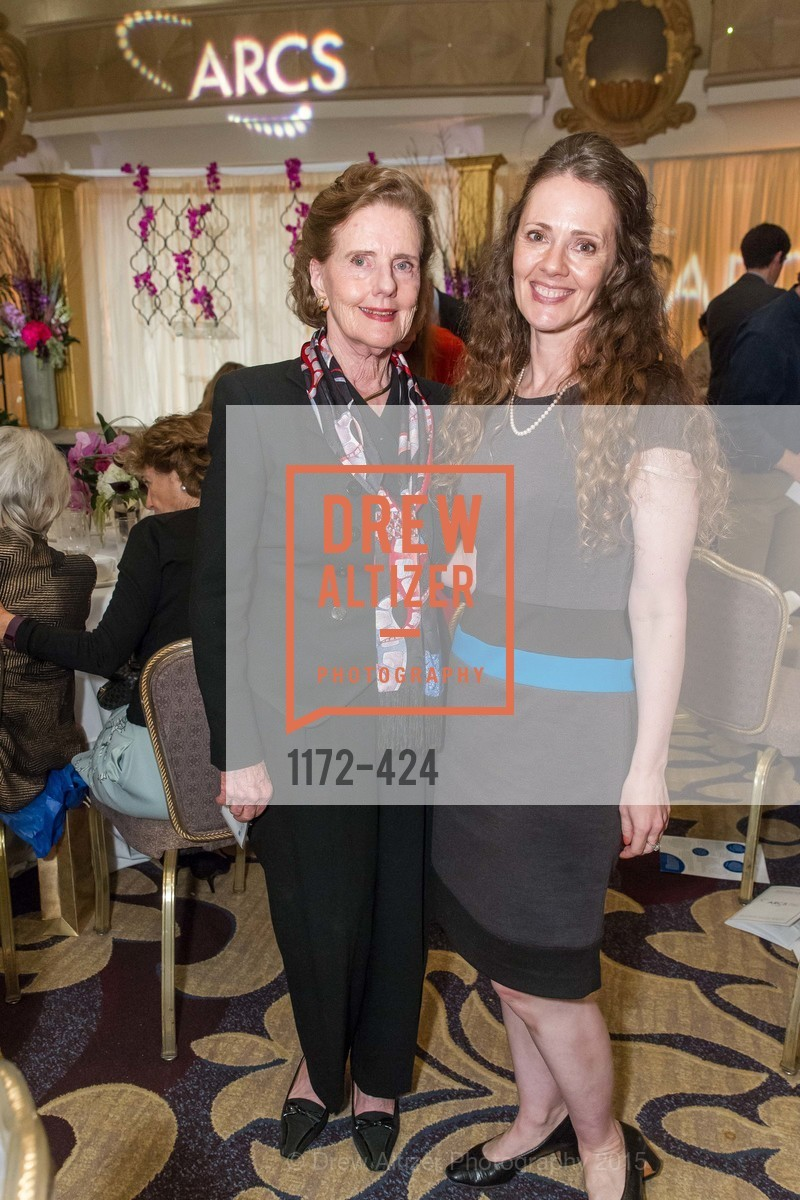 Elizabeth Devlin, Anne-Marie Fowler, 2015 ARCS Foundation Scholar Awards Luncheon, The Fairmont San Francisco. 950 Mason St, October 29th, 2015,Drew Altizer, Drew Altizer Photography, full-service agency, private events, San Francisco photographer, photographer california