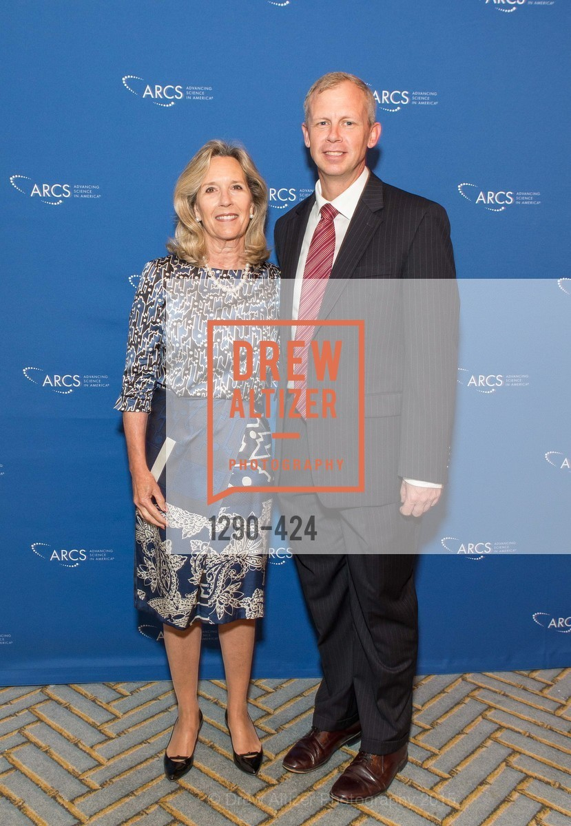 Susan Mooradian, David Anderson, 2015 ARCS Foundation Scholar Awards Luncheon, The Fairmont San Francisco. 950 Mason St, October 29th, 2015,Drew Altizer, Drew Altizer Photography, full-service agency, private events, San Francisco photographer, photographer california