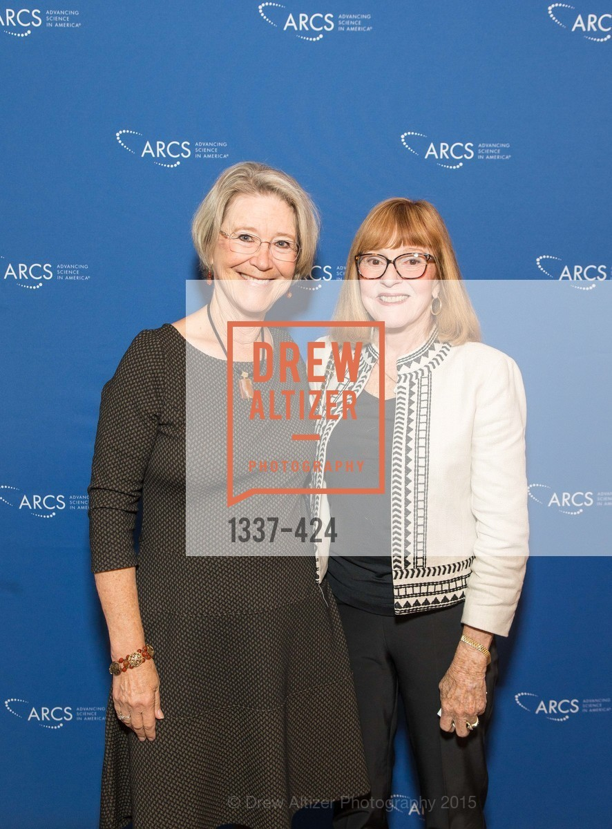 Ann Tipton, Diane Loranger, 2015 ARCS Foundation Scholar Awards Luncheon, The Fairmont San Francisco. 950 Mason St, October 29th, 2015,Drew Altizer, Drew Altizer Photography, full-service agency, private events, San Francisco photographer, photographer california