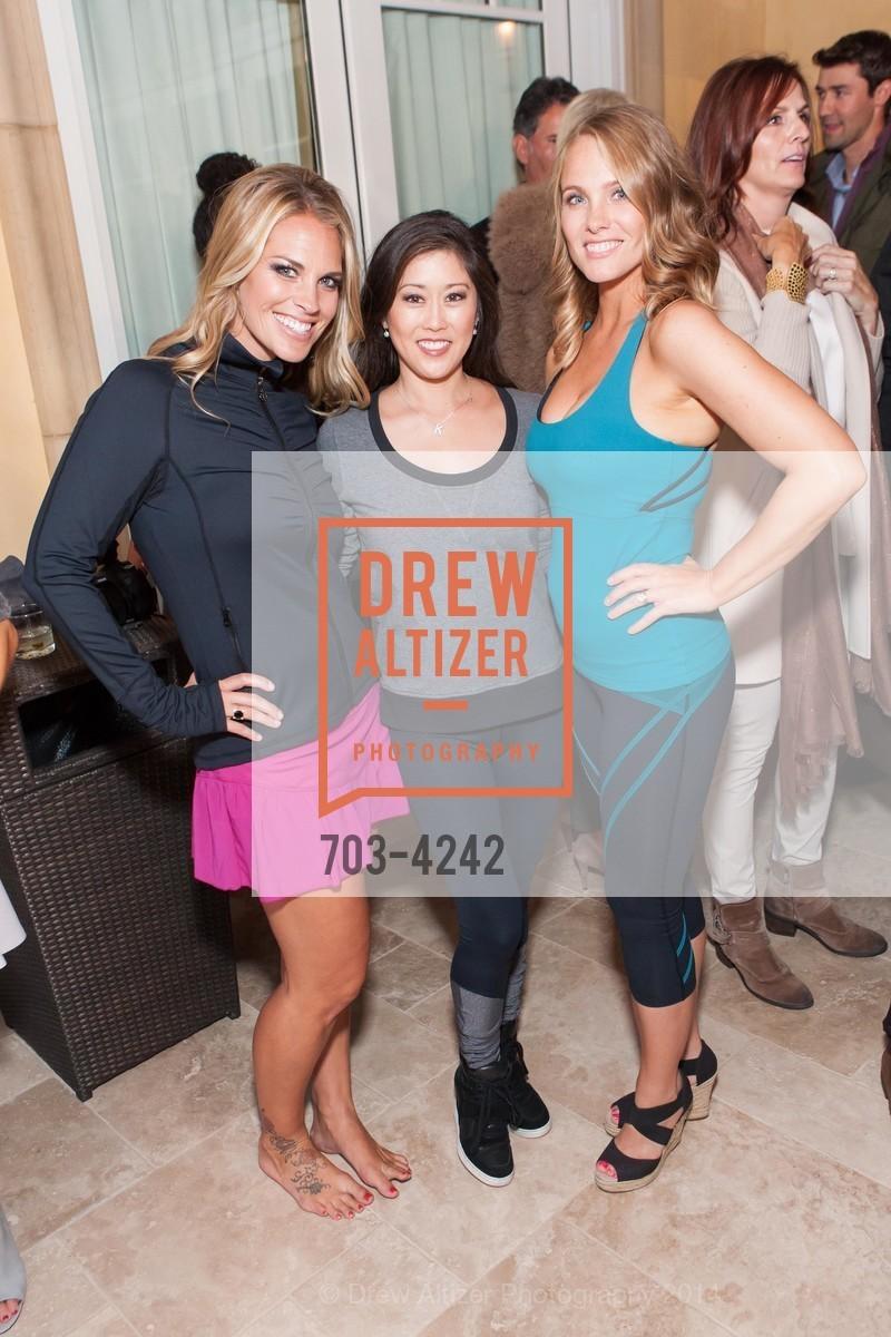 Erika Snyder, Kristi Yamaguchi, Danielle York, Photo #703-4242