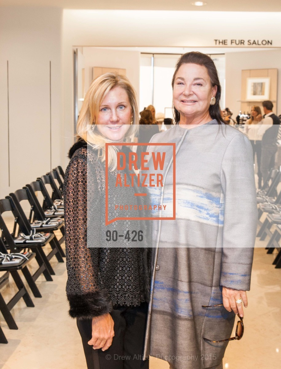 Cindy O'Donnell, Elizabeth Merrill, Rindi at Saks Fur Salon, Saks Fifth Avenue, Fur Salon, October 29th, 2015,Drew Altizer, Drew Altizer Photography, full-service agency, private events, San Francisco photographer, photographer california