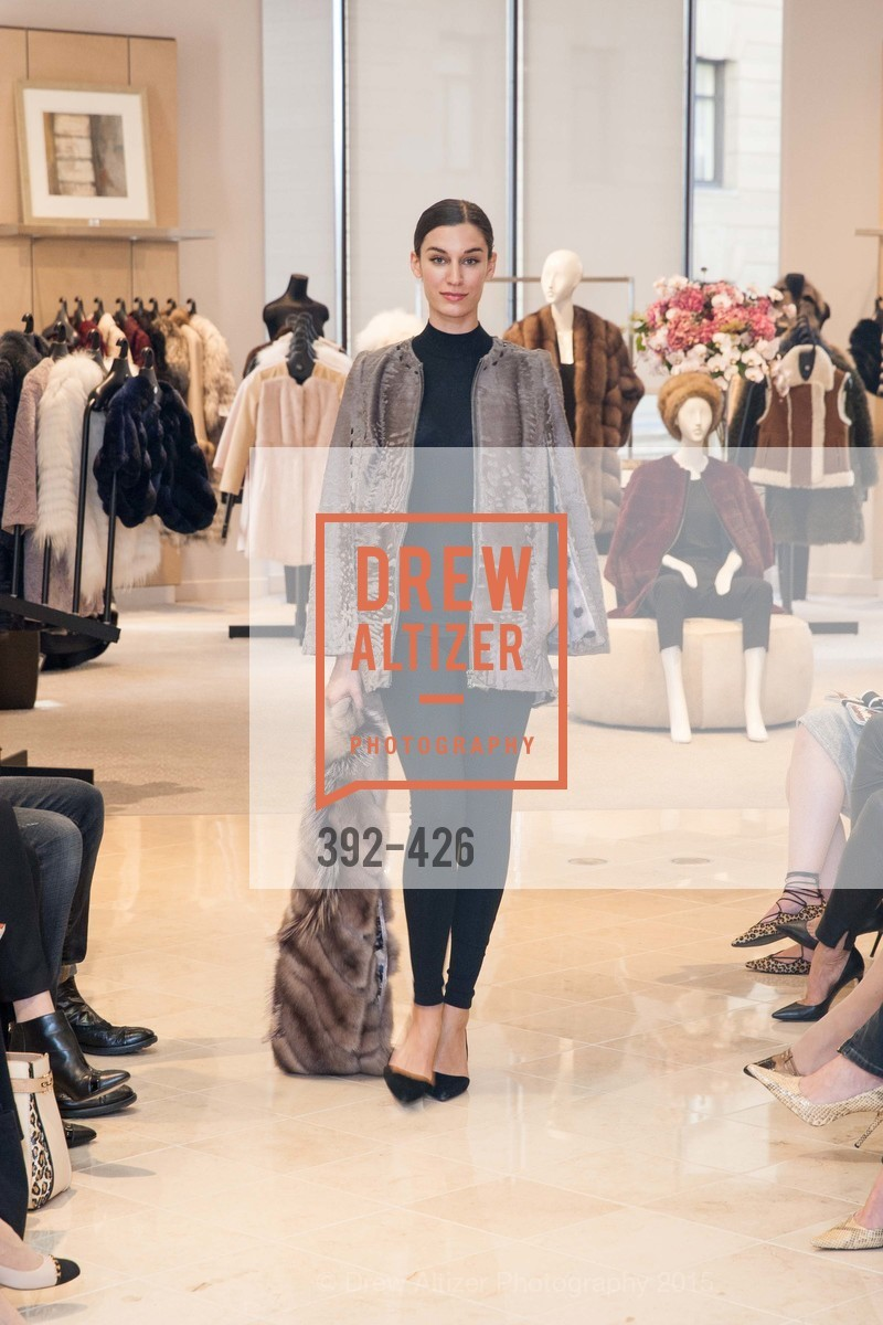 Fashion Show, Rindi at Saks Fur Salon, Saks Fifth Avenue, Fur Salon, October 29th, 2015