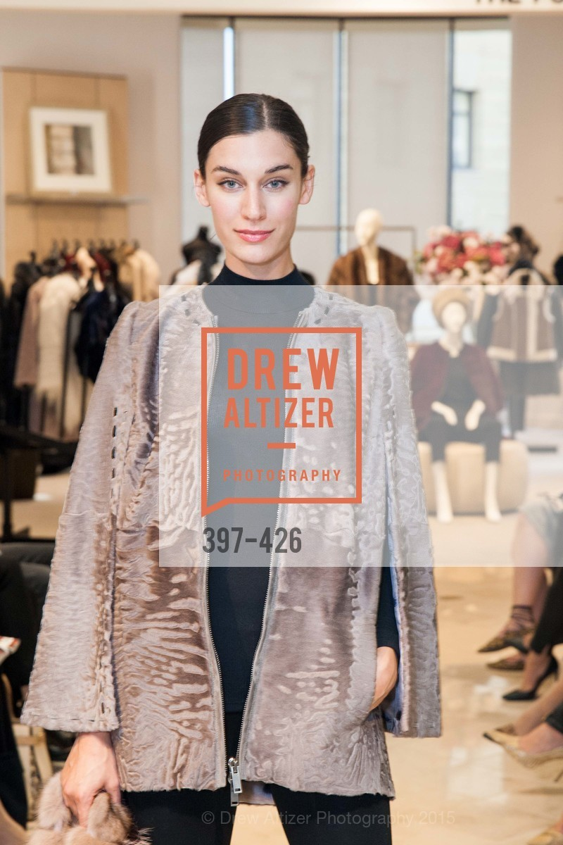 Fashion Show, Rindi at Saks Fur Salon, Saks Fifth Avenue, Fur Salon, October 29th, 2015,Drew Altizer, Drew Altizer Photography, full-service event agency, private events, San Francisco photographer, photographer California