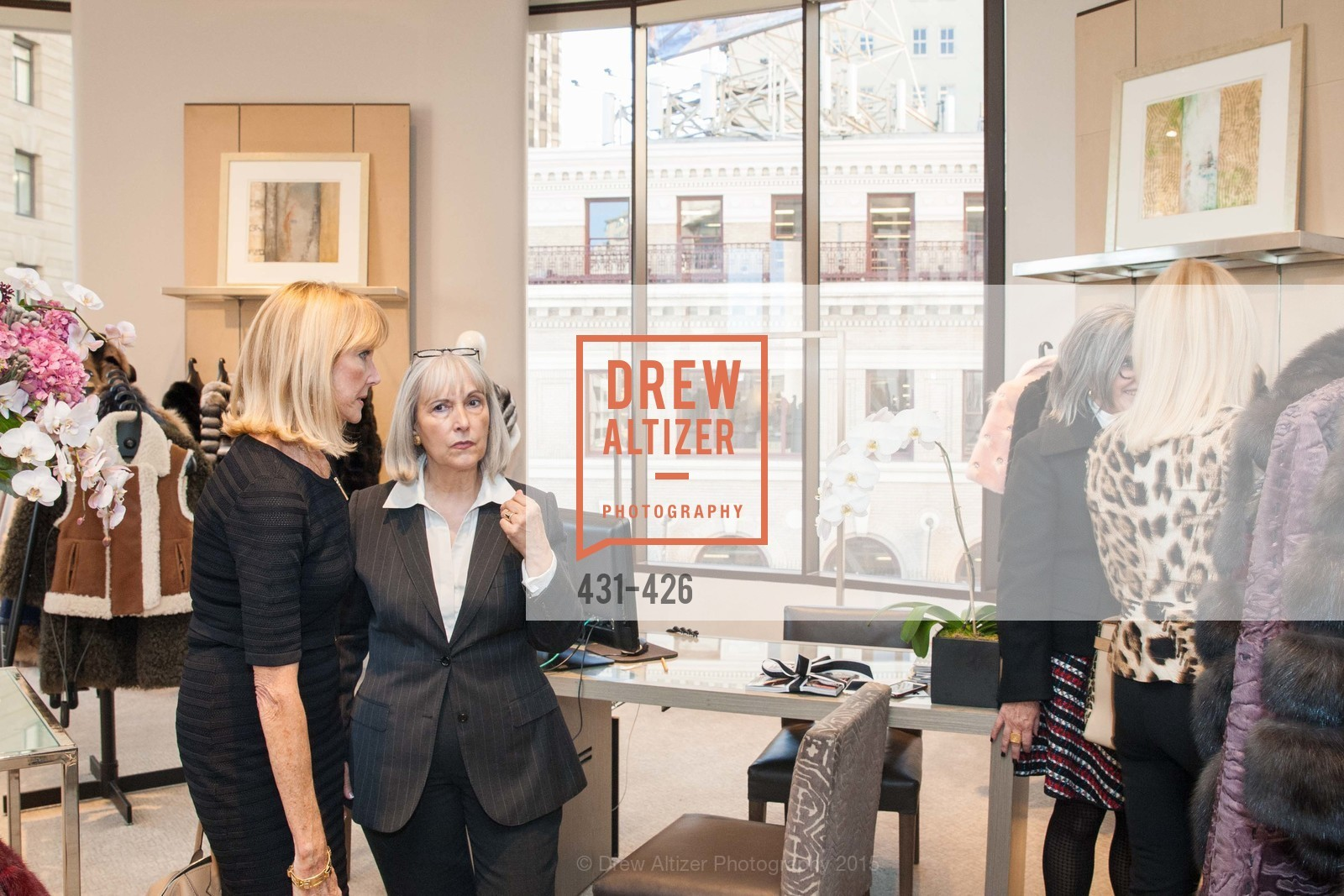Extras, Rindi at Saks Fur Salon, October 29th, 2015, Photo,Drew Altizer, Drew Altizer Photography, full-service agency, private events, San Francisco photographer, photographer california