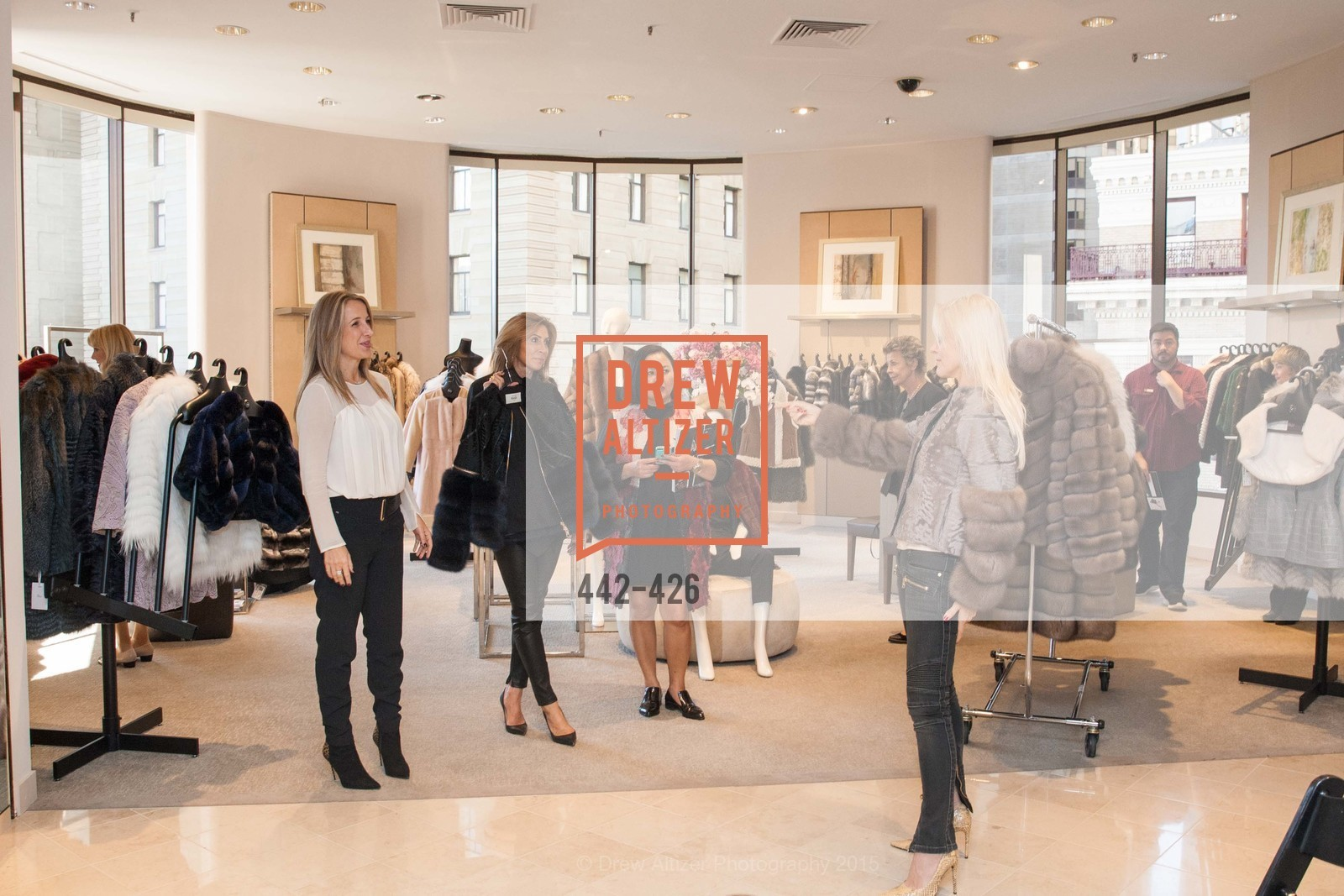 Atmosphere, Rindi at Saks Fur Salon, Saks Fifth Avenue, Fur Salon, October 29th, 2015,Drew Altizer, Drew Altizer Photography, full-service agency, private events, San Francisco photographer, photographer california