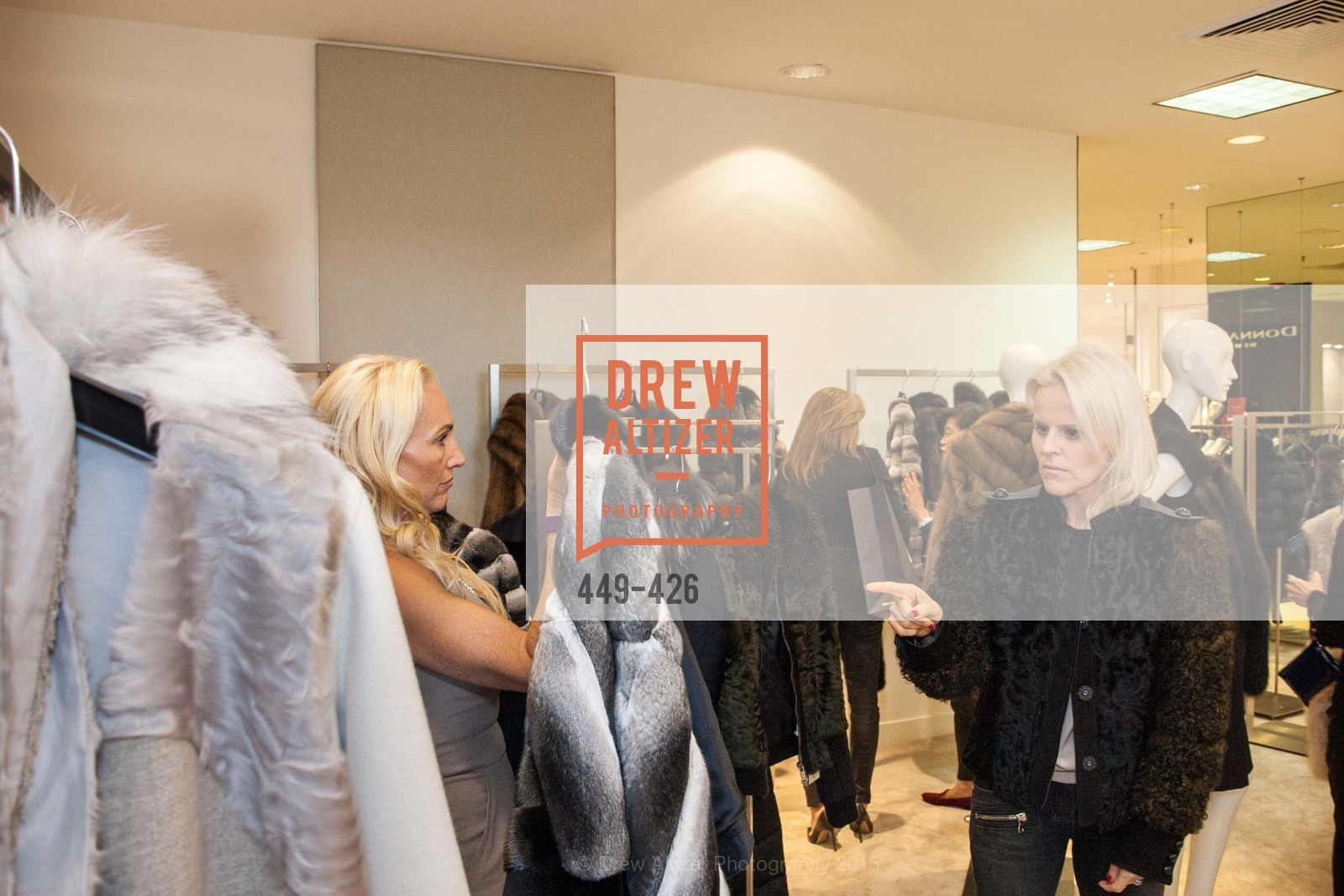 Katja O'Brien, Rindi at Saks Fur Salon, Saks Fifth Avenue, Fur Salon, October 29th, 2015,Drew Altizer, Drew Altizer Photography, full-service event agency, private events, San Francisco photographer, photographer California
