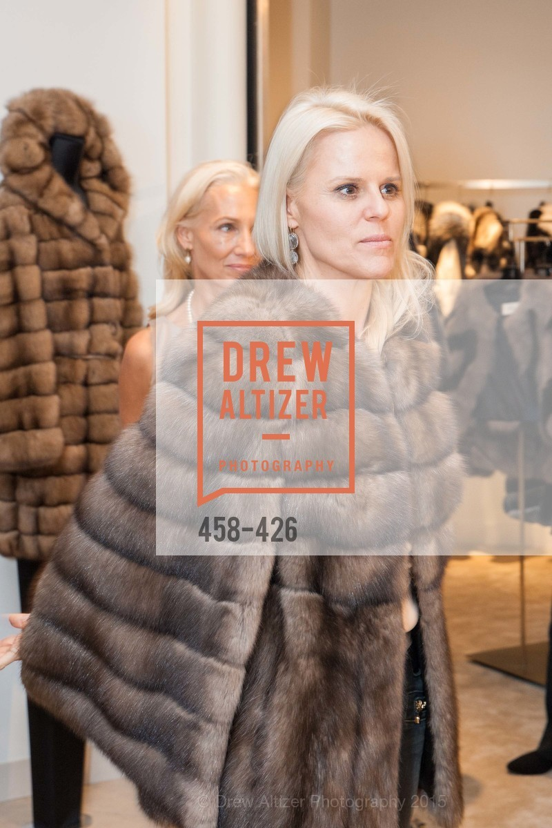 Katja O'Brien, Rindi at Saks Fur Salon, Saks Fifth Avenue, Fur Salon, October 29th, 2015,Drew Altizer, Drew Altizer Photography, full-service agency, private events, San Francisco photographer, photographer california