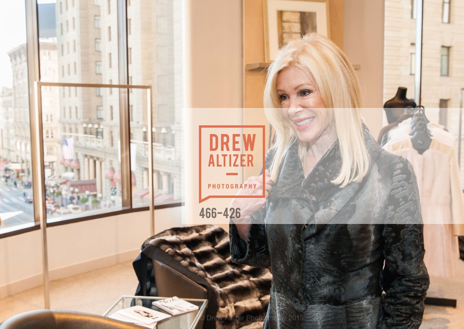Pamala Deikel, Rindi at Saks Fur Salon, Saks Fifth Avenue, Fur Salon, October 29th, 2015,Drew Altizer, Drew Altizer Photography, full-service event agency, private events, San Francisco photographer, photographer California