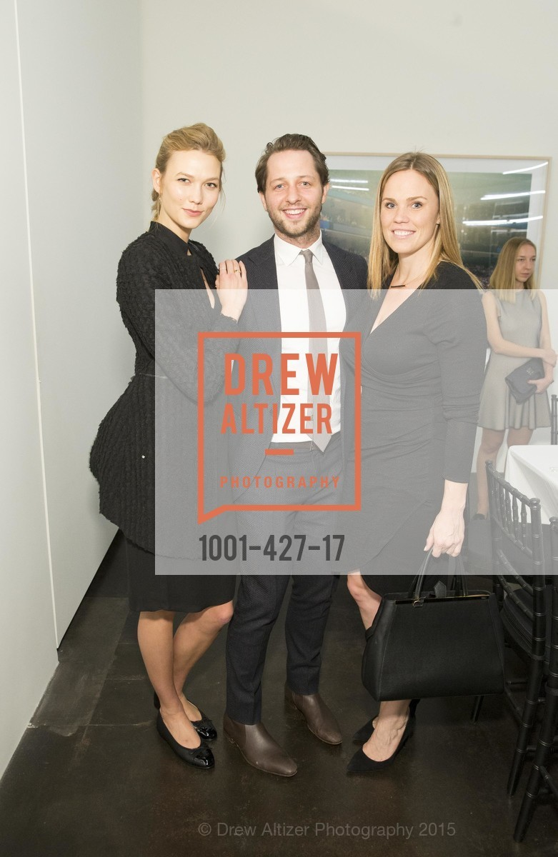 Karlie Kloss, Derek Blasberg, Penny Thow, Artsy and Sotheby's Dinner at Fused, Fused, October 29th, 2015,Drew Altizer, Drew Altizer Photography, full-service agency, private events, San Francisco photographer, photographer california