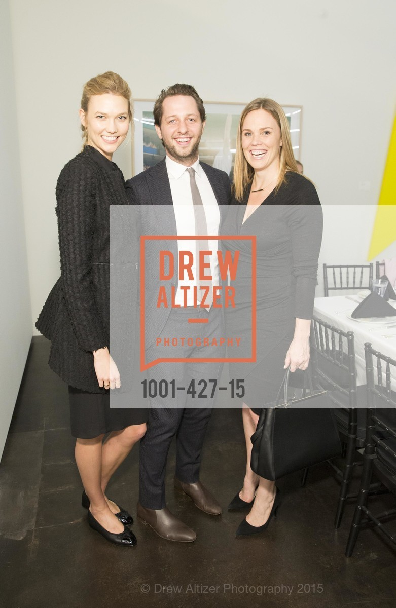 Karlie Kloss, Derek Blasberg, Penny Thow, Artsy and Sotheby's Dinner at Fused, Fused, October 29th, 2015,Drew Altizer, Drew Altizer Photography, full-service event agency, private events, San Francisco photographer, photographer California