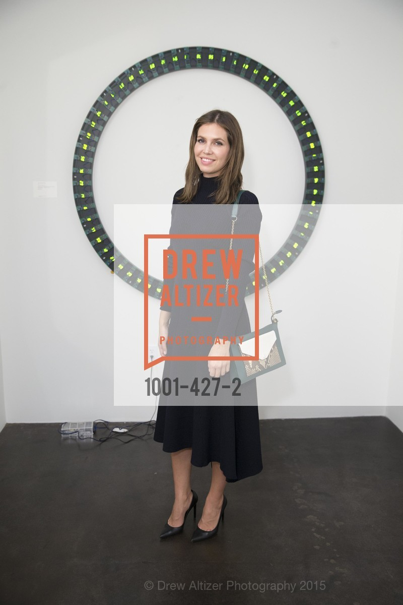 Dasha Zhukova, Artsy and Sotheby's Dinner at Fused, Fused, October 29th, 2015