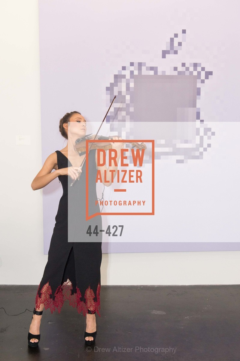 Performance By Gabi Holzwarth, Artsy and Sotheby's Dinner at Fused, Fused, October 29th, 2015,Drew Altizer, Drew Altizer Photography, full-service agency, private events, San Francisco photographer, photographer california