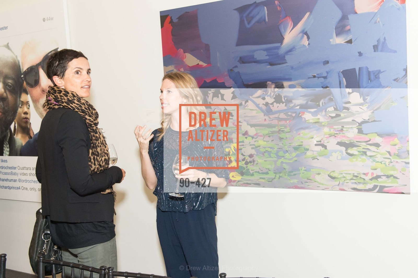 Andrea Williams, Courtney Kremers, Artsy and Sotheby's Dinner at Fused, Fused, October 29th, 2015,Drew Altizer, Drew Altizer Photography, full-service event agency, private events, San Francisco photographer, photographer California
