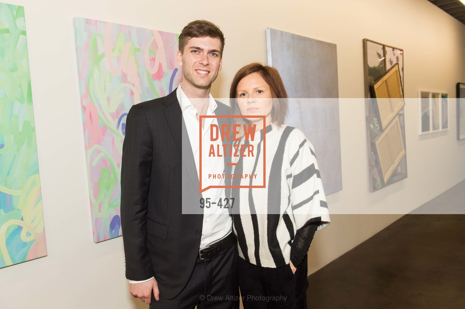 Carter Cleveland, Svetlana Kuzmicheva-Uspenskaya, Artsy and Sotheby's Dinner at Fused, Fused, October 29th, 2015,Drew Altizer, Drew Altizer Photography, full-service agency, private events, San Francisco photographer, photographer california