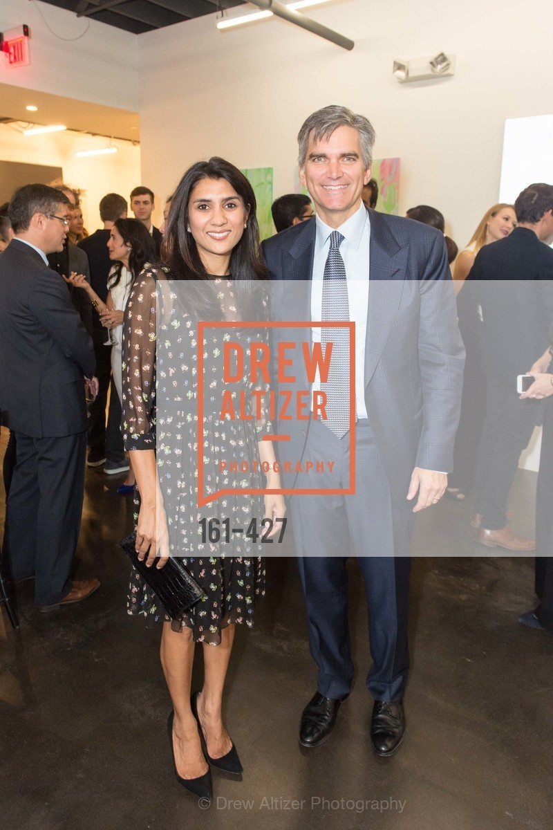 Alka Agrawal, Tad Smith, Artsy and Sotheby's Dinner at Fused, Fused, October 29th, 2015,Drew Altizer, Drew Altizer Photography, full-service agency, private events, San Francisco photographer, photographer california