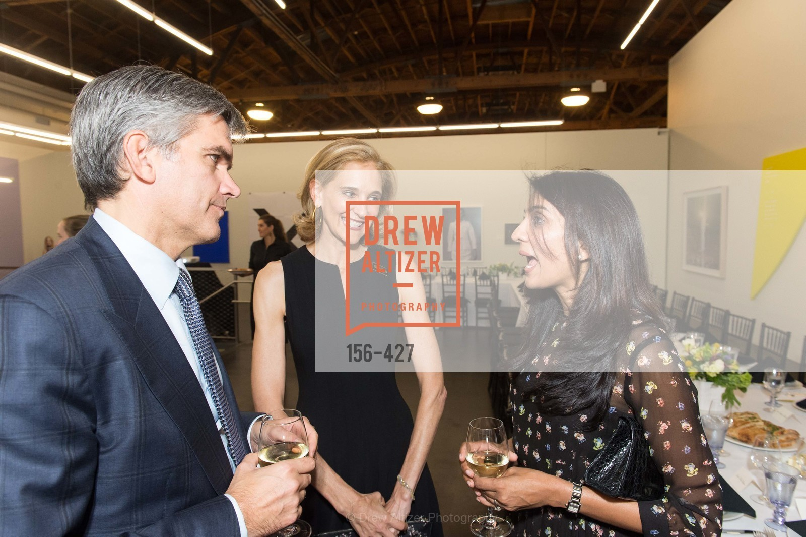 Tad Smith, Jennifer Biederbeck, Alka Agrawal, Artsy and Sotheby's Dinner at Fused, Fused, October 29th, 2015,Drew Altizer, Drew Altizer Photography, full-service agency, private events, San Francisco photographer, photographer california