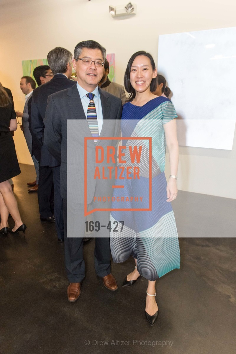 Jay Xu, Christine Kuan, Artsy and Sotheby's Dinner at Fused, Fused, October 29th, 2015,Drew Altizer, Drew Altizer Photography, full-service agency, private events, San Francisco photographer, photographer california
