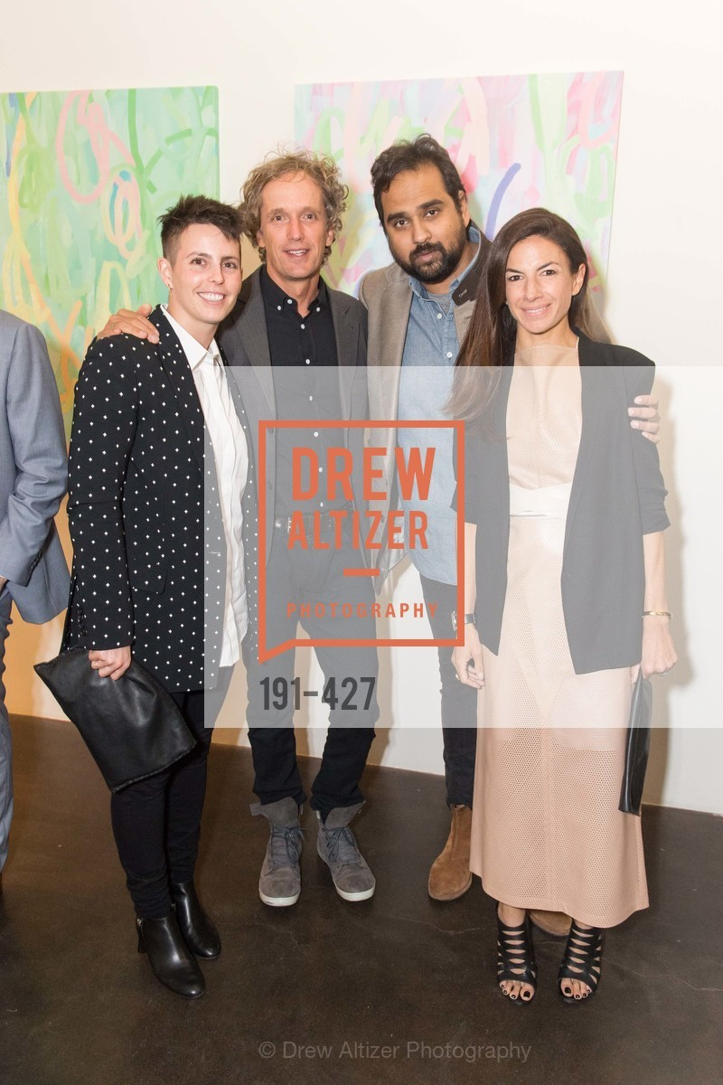 Jessica Silverman, Yves Behar, Hosain Rahman, Sabrina Buell, Artsy and Sotheby's Dinner at Fused, Fused, October 29th, 2015,Drew Altizer, Drew Altizer Photography, full-service agency, private events, San Francisco photographer, photographer california