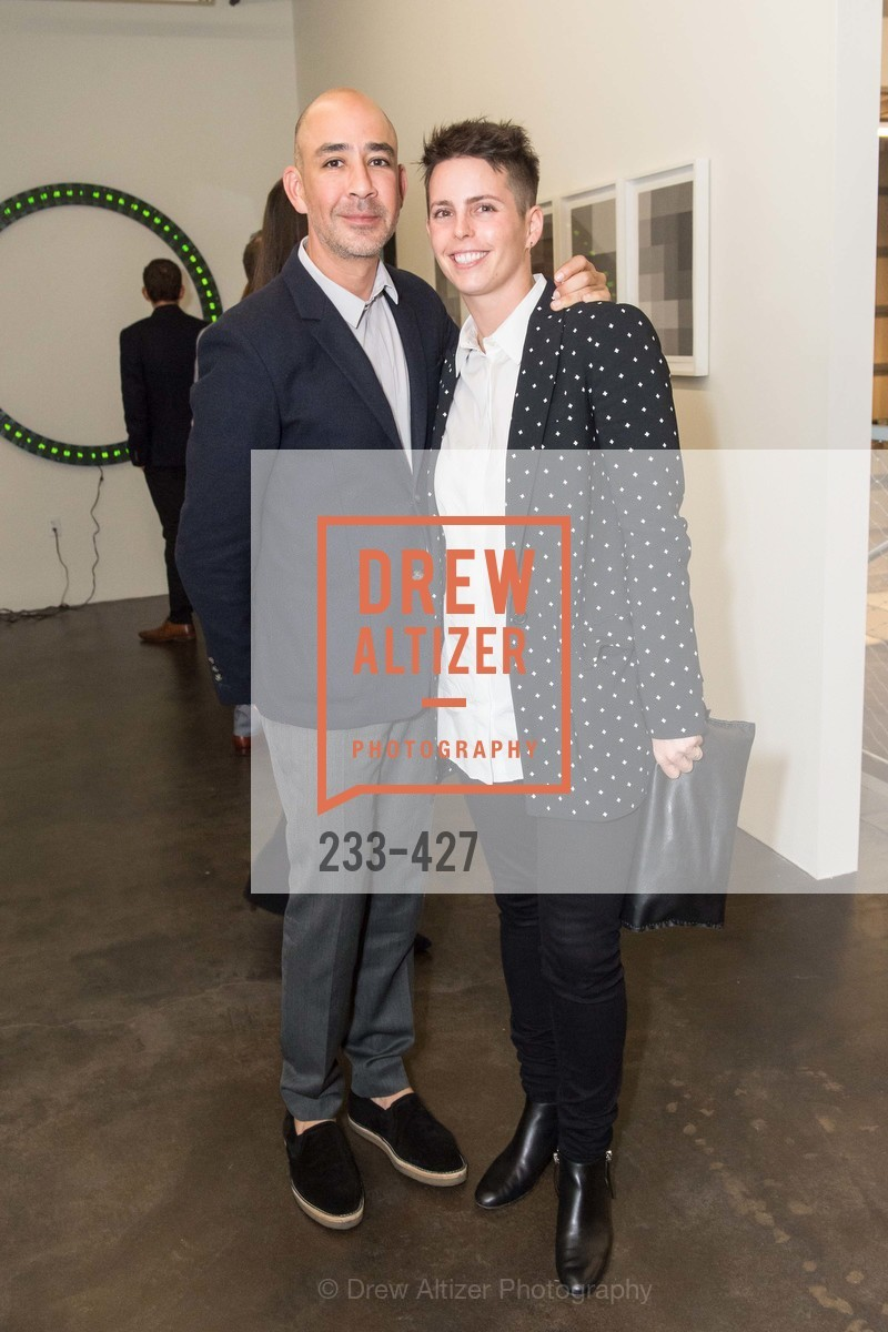 Adrian Rosenfeld, Jessica Silverman, Artsy and Sotheby's Dinner at Fused, Fused, October 29th, 2015,Drew Altizer, Drew Altizer Photography, full-service agency, private events, San Francisco photographer, photographer california