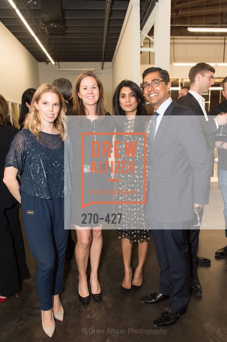 Courtney Kremers, Sarah Shepard, Alka Agrawal, Ravin Agrawal, Artsy and Sotheby's Dinner at Fused, Fused, October 29th, 2015,Drew Altizer, Drew Altizer Photography, full-service event agency, private events, San Francisco photographer, photographer California