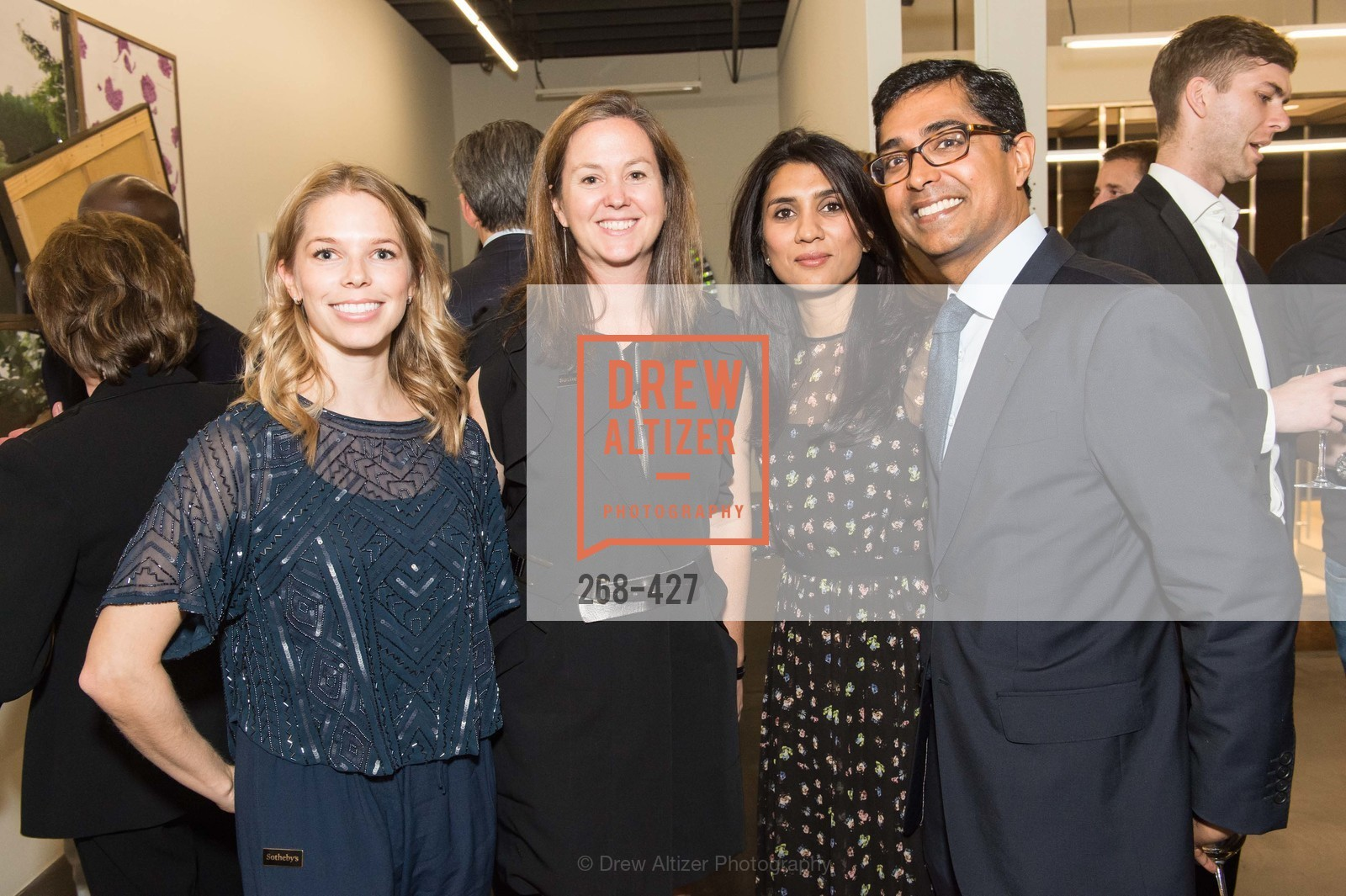 Courtney Kremers, Sarah Shepard, Alka Agrawal, Ravin Agrawal, Artsy and Sotheby's Dinner at Fused, Fused, October 29th, 2015,Drew Altizer, Drew Altizer Photography, full-service agency, private events, San Francisco photographer, photographer california