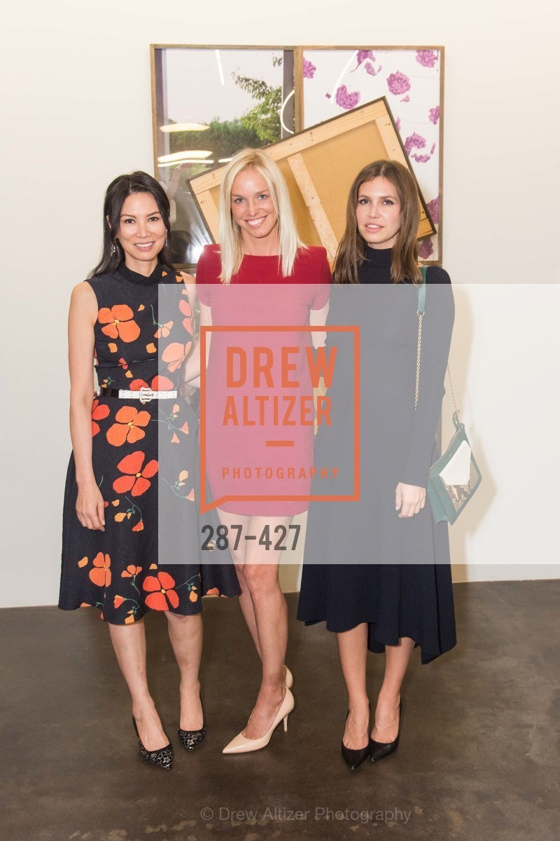 Wendi Murdoch, Lucy Page, Dasha Zhukova, Artsy and Sotheby's Dinner at Fused, Fused, October 29th, 2015,Drew Altizer, Drew Altizer Photography, full-service agency, private events, San Francisco photographer, photographer california