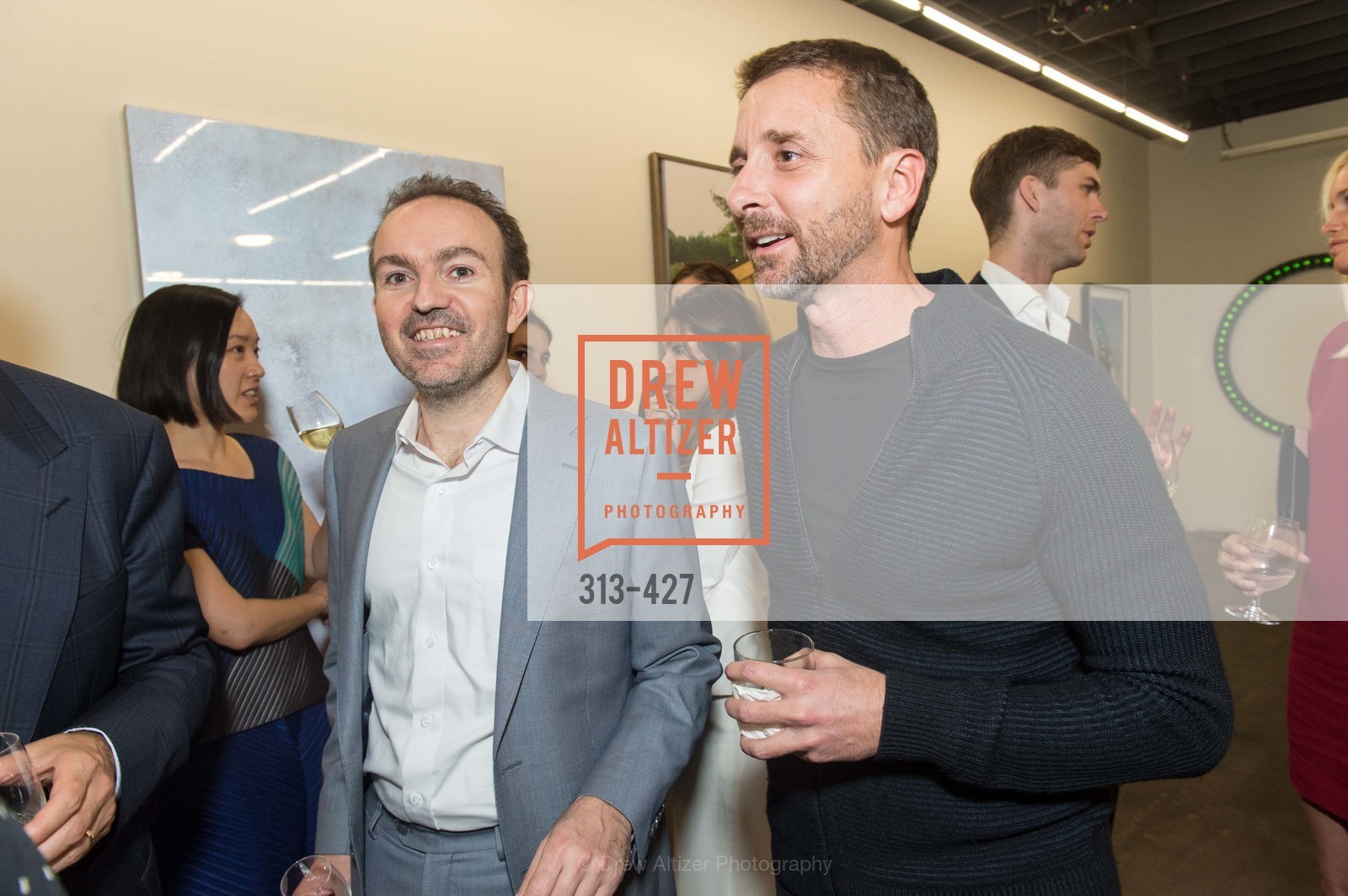 Sebastian Cwilich, Sky Dayton, Artsy and Sotheby's Dinner at Fused, Fused, October 29th, 2015,Drew Altizer, Drew Altizer Photography, full-service agency, private events, San Francisco photographer, photographer california