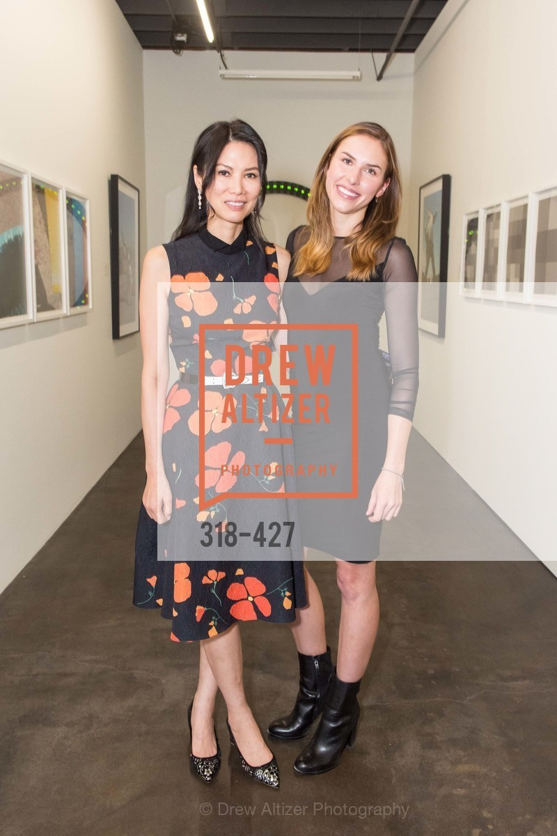 Wendi Murdoch, Felicity Conrad, Artsy and Sotheby's Dinner at Fused, Fused, October 29th, 2015,Drew Altizer, Drew Altizer Photography, full-service agency, private events, San Francisco photographer, photographer california