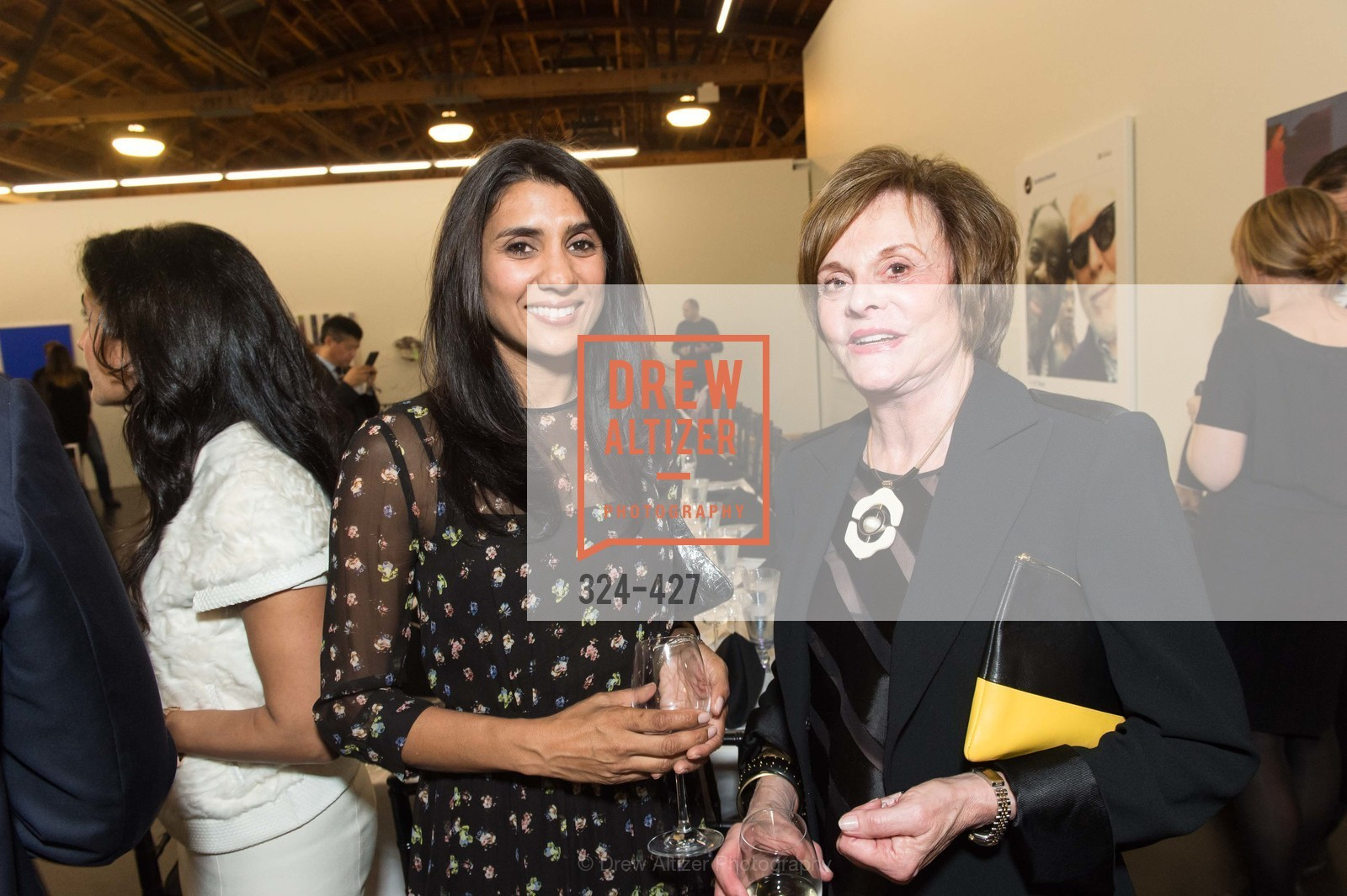 Ka Agrawal, Mary Zlot, Artsy and Sotheby's Dinner at Fused, Fused, October 29th, 2015,Drew Altizer, Drew Altizer Photography, full-service agency, private events, San Francisco photographer, photographer california