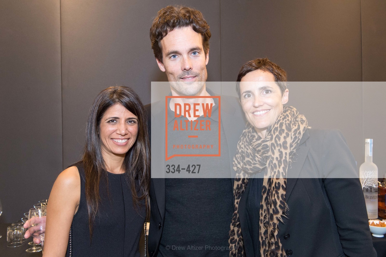 Anjali Pichai, Phillip Schindler, Andrea Williams, Artsy and Sotheby's Dinner at Fused, Fused, October 29th, 2015,Drew Altizer, Drew Altizer Photography, full-service agency, private events, San Francisco photographer, photographer california