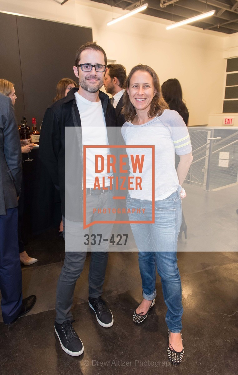 Evan Williams, Anne Wojcicki, Artsy and Sotheby's Dinner at Fused, Fused, October 29th, 2015,Drew Altizer, Drew Altizer Photography, full-service agency, private events, San Francisco photographer, photographer california