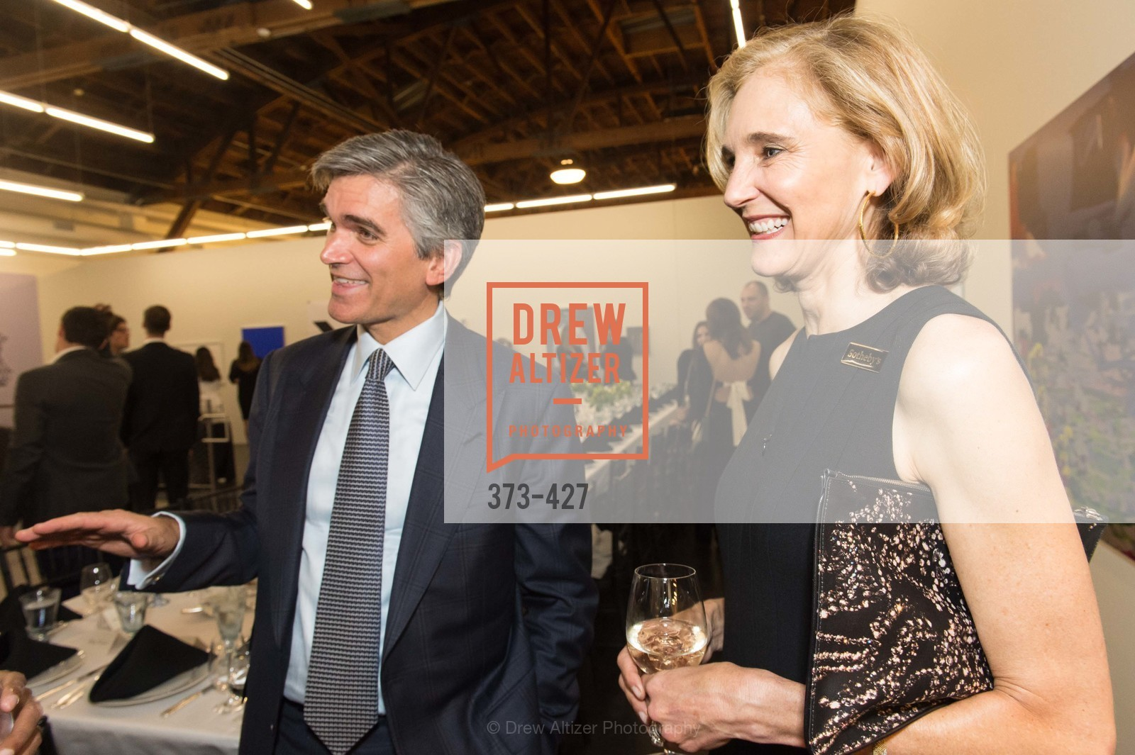 Tad Smith, Jennifer Biederbeck, Artsy and Sotheby's Dinner at Fused, Fused, October 29th, 2015,Drew Altizer, Drew Altizer Photography, full-service agency, private events, San Francisco photographer, photographer california