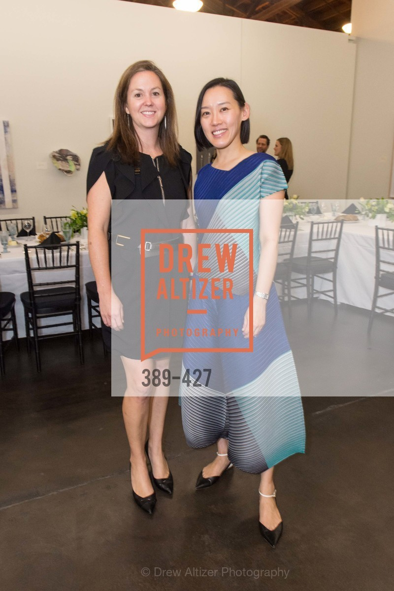 Sarah Shepard, Christine Kuan, Artsy and Sotheby's Dinner at Fused, Fused, October 29th, 2015,Drew Altizer, Drew Altizer Photography, full-service agency, private events, San Francisco photographer, photographer california