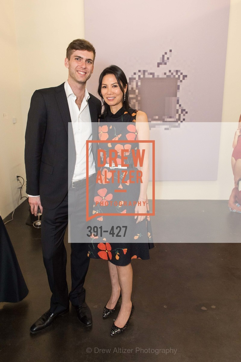 Carter Cleveland, Wendi Murdoch, Artsy and Sotheby's Dinner at Fused, Fused, October 29th, 2015,Drew Altizer, Drew Altizer Photography, full-service agency, private events, San Francisco photographer, photographer california