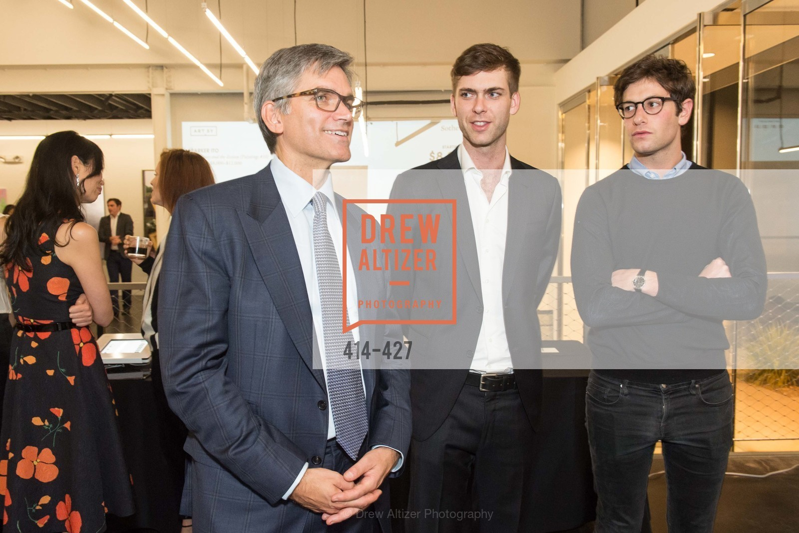 Tad Smith, Carter Cleveland, Joshua Kushner, Artsy and Sotheby's Dinner at Fused, Fused, October 29th, 2015,Drew Altizer, Drew Altizer Photography, full-service agency, private events, San Francisco photographer, photographer california