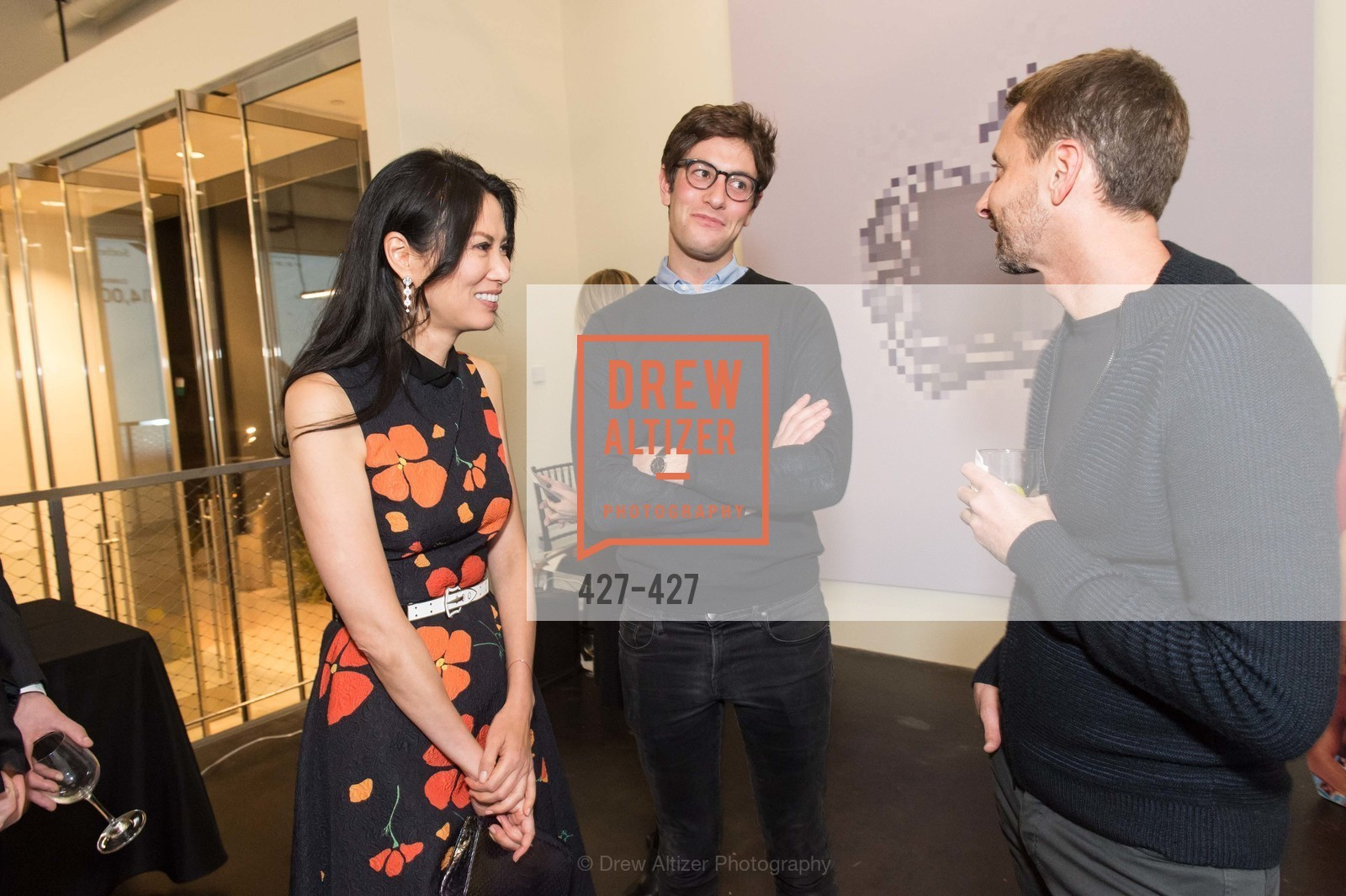 Wendi Murdoch, Joshua Kushner, Artsy and Sotheby's Dinner at Fused, Fused, October 29th, 2015,Drew Altizer, Drew Altizer Photography, full-service agency, private events, San Francisco photographer, photographer california