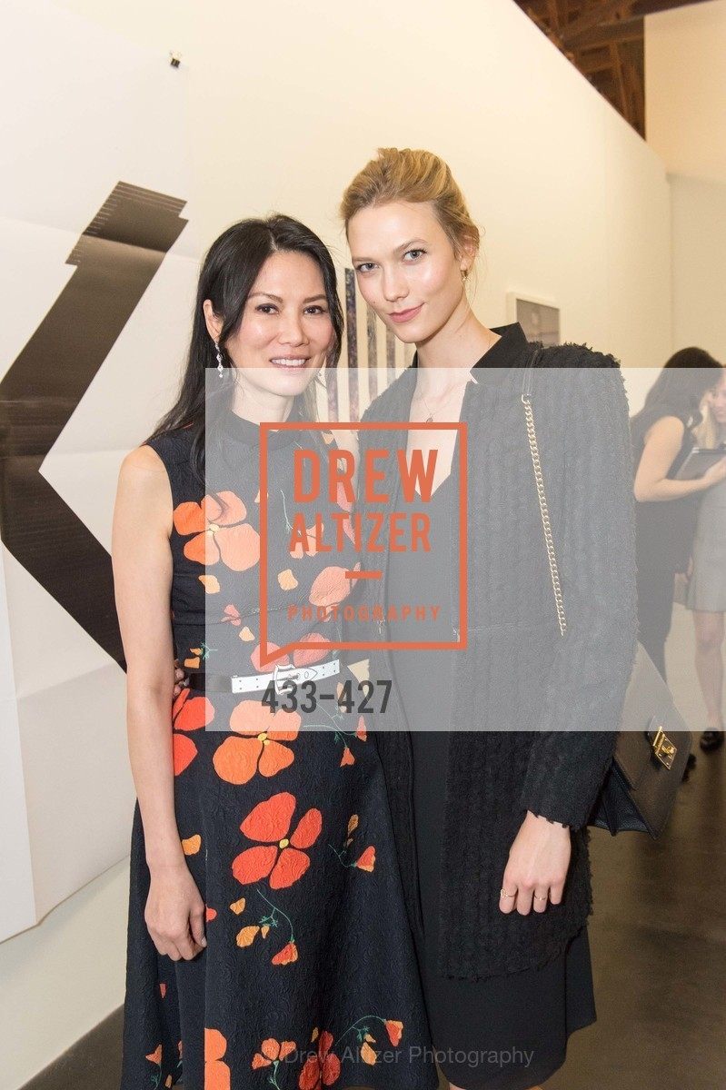 Wendi Murdoch, Karlie Kloss, Artsy and Sotheby's Dinner at Fused, Fused, October 29th, 2015,Drew Altizer, Drew Altizer Photography, full-service agency, private events, San Francisco photographer, photographer california