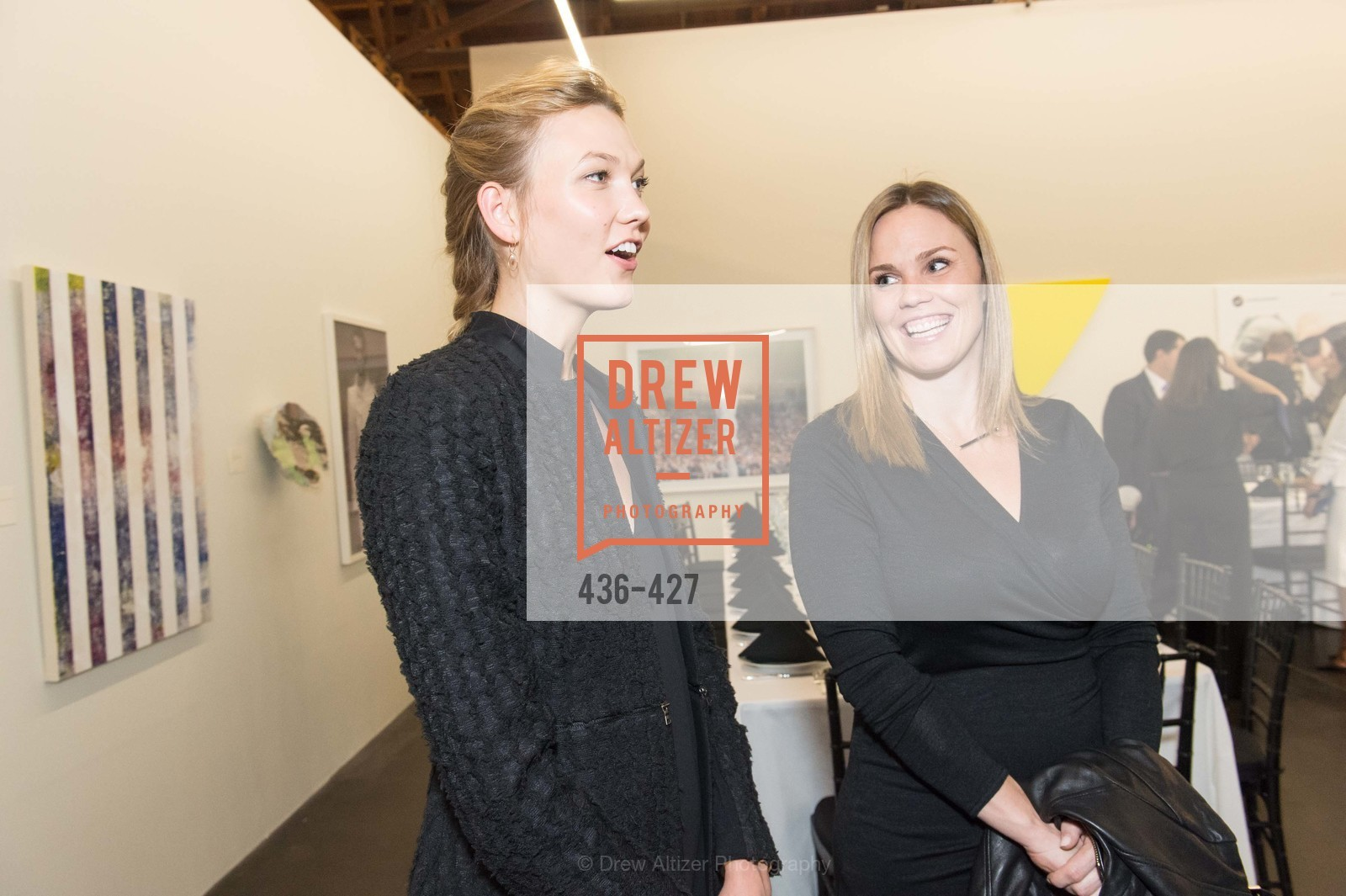Karlie Kloss, Penny Thow, Artsy and Sotheby's Dinner at Fused, Fused, October 29th, 2015,Drew Altizer, Drew Altizer Photography, full-service agency, private events, San Francisco photographer, photographer california