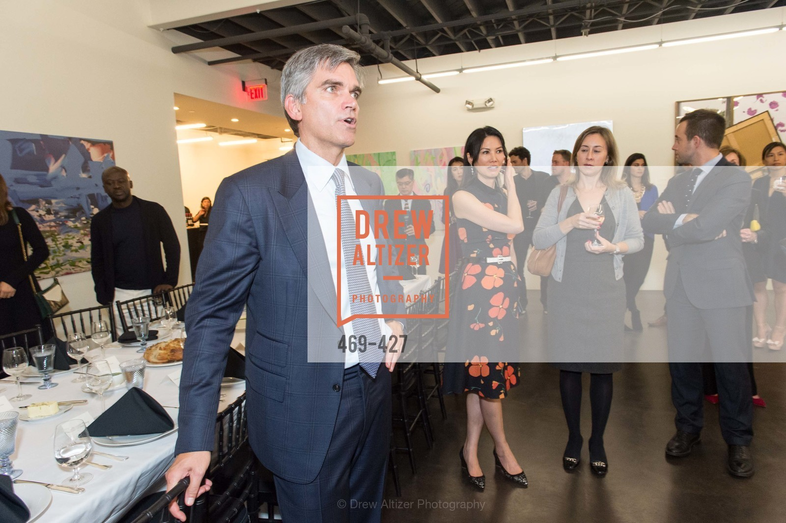 Tad Smith, Artsy and Sotheby's Dinner at Fused, Fused, October 29th, 2015,Drew Altizer, Drew Altizer Photography, full-service agency, private events, San Francisco photographer, photographer california