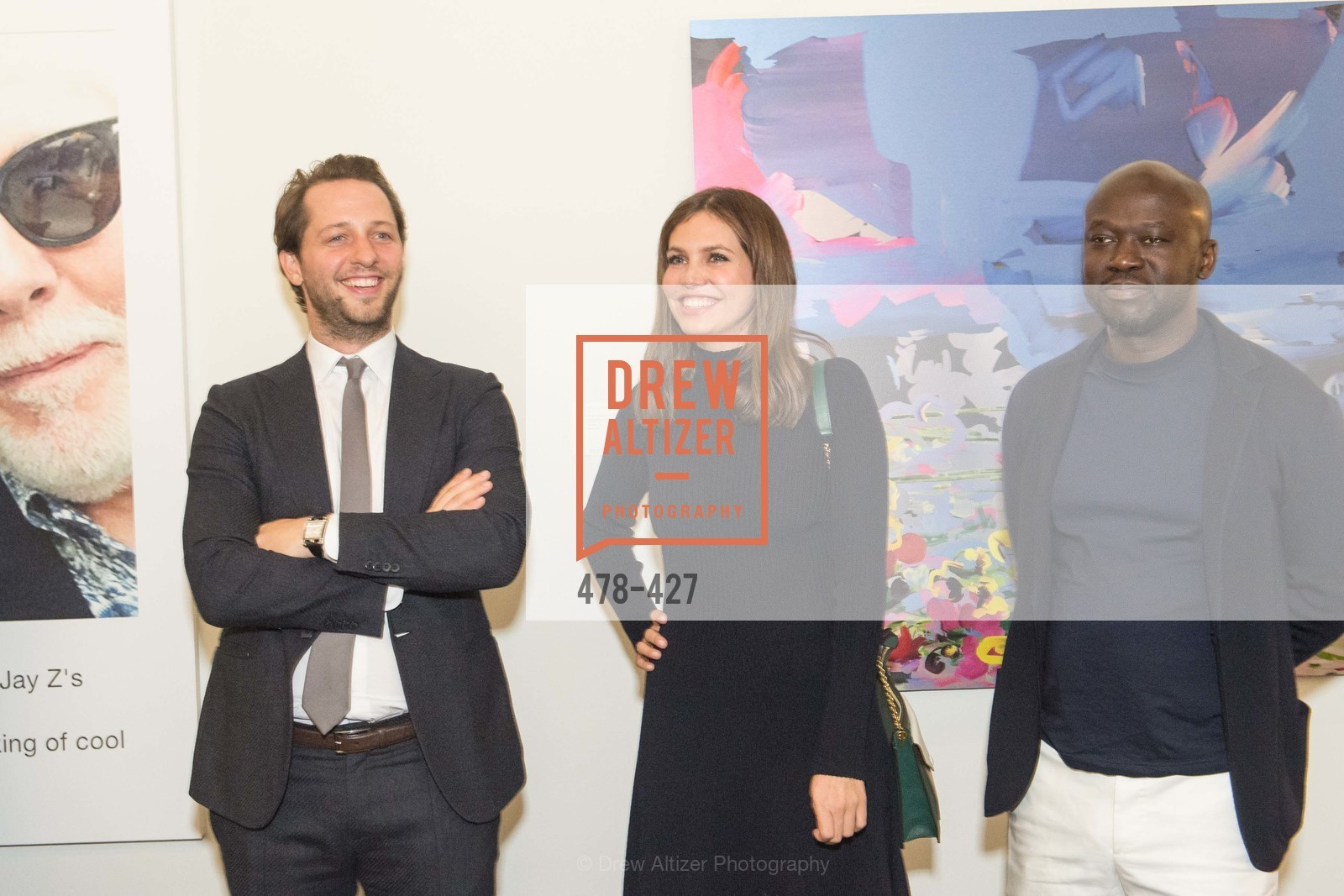 Derek Blasberg, Dasha Zhukova, David Adjaye, Artsy and Sotheby's Dinner at Fused, Fused, October 29th, 2015,Drew Altizer, Drew Altizer Photography, full-service event agency, private events, San Francisco photographer, photographer California