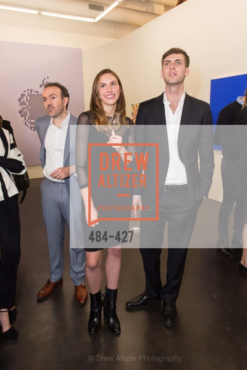 Sebastian Cwilich, Felicity Conrad, Carter Cleveland, Artsy and Sotheby's Dinner at Fused, Fused, October 29th, 2015,Drew Altizer, Drew Altizer Photography, full-service agency, private events, San Francisco photographer, photographer california